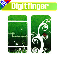 SKIN STICKER COVER PELLICOLA FARFALLA PER IPHONE 3G 3GS