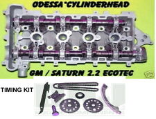 GM CHEVY CAVALIER COBALT SATURN 2.2 DOHC ECOTEC CYLINDER HEAD&TIMING KIT REBUILT