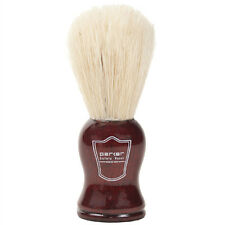 Parker Safety Razor's Boar Bristle Shaving Brush with Rosewood Handle & Stand