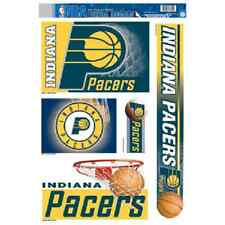 "INDIANA PACERS ULTRA DECALS 5-PACK 11""X17"" BRAND NEW FREE SHIPPING"