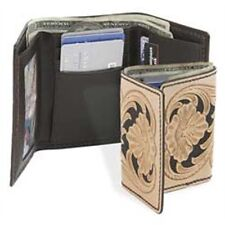 DELUXE TRIPLEFOLD WALLET / BILLFOLD  LEATHERCRAFT  KIT - FREE SHIPPING!