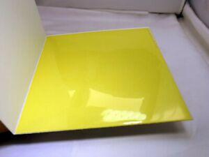 KODAK Couleur Impression Lentille Filtre 15.2X15.2cm Gélatine Carré CP-40Y Jaune