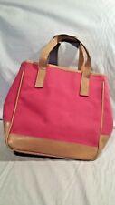 Tanner Pink Hobo Hag Handbag Purse Made Italy