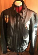 SCHOTT  Vintage Letaher Flight Jacket XL