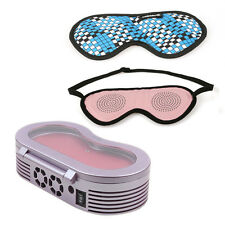 Eye Massager Cool & Hot Fomentation Puffy Tired Dried Insomnia Eye Care Mask