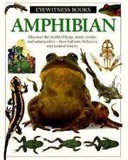 Amphibian (Eyewitness Books) Clarke, Barry Hardcover