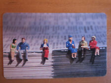 selteneTelefonkarte, Junge Kunst, 50 DM