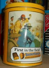 Vintage Butterfingers Tin - Replicas Of 1928's Curtis's Candy Advertising