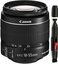 NEW Canon EF-S 18-55mm f/3.5-5.6 II IS DSLR Zoom Lens for Canon T3i T5i T4i 60D
