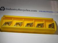 Kennametal Carbide Turning Inserts DPMT3251LF KC9315 Qty. 5 #1566949