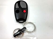 Act-34B Linear 4-Channel Block Coded Key Ring Transmitter Acp00872 318mhz