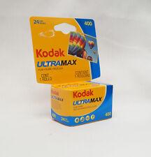 Kodak Ultramax 35mm Film 400iso 24Exp