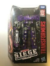 Transformers Hasbro War for Cybertron Siege Deluxe Brunt , Ships Fast
