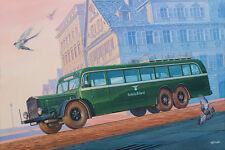 RD729  1/72 RODEN Vomag Omnibus 7 OR 660