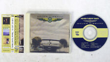 BRUCE HIBBARD NEVER TURNIN' BACK COOL SOUND JAPAN OBI 1CD