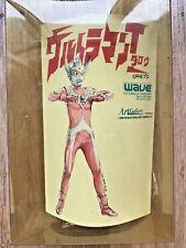 Ultraman Taro 1/250 Resin Model Kit by Wave (Vintage Rare Garage Kit -Last One)