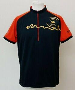 Retro Stoke Pro Sport Cycle Jersey Shirt Size L