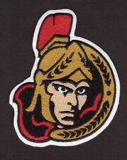 Ottawa Senators Embroidered Hockey Iron On Cloth Crest Patch