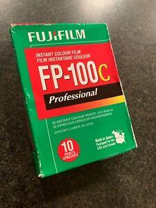 Fujifilm FP-100C ISO peel apart Instant Film cold stored exp 06 / 2015