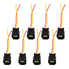 8pcs Ignition Coil Harness Connector Modular for 1991-2011 4.6 5.4 6.8L Ford