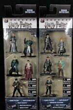 2 Sets Harry Potter Nano Metalfigs Dumbledore Hermione 10 Individual Figures NEW