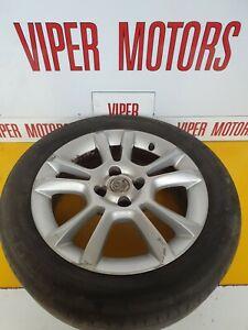 Vauxhall Corsa D 16 Inch 16'' Twin 5 Spoke  Alloy Wheel & Tyre 1955516 2006-2014