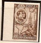 1930 pro union iberoamericana E-580s MNH** RRR Borde de hoja
