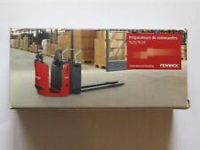 Conrad 1/25 Scale diecast CON2794/0 Linde Fenwick N20/N24 E Pallet Truck