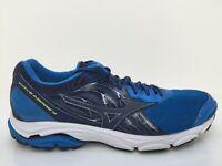 Mizuno Wave Inspire 14 Blue Textile Trainer J1GC184417 Mens Siz UK 11.5 Eur 46.5