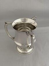 More details for antique silver mug tyg 1913 birmingham elkington & co 375 ml 376gm sterling cup