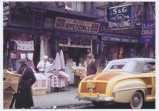 1949 ORCHARD STREET Lower East Side Jewish Jews New York City Modern Post Card