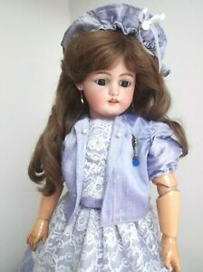 Antique Simon Halbig Doll 24 inches Back of head S H 1079 Dep Germany