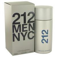 FragranceX 212 Cologne by Carolina Herrera, 6.8 oz Eau De Toilette Spray