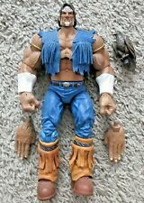 STREET FIGHTER SOTA TOYS T. HAWK AUTHENTIC RARE ROUND 2