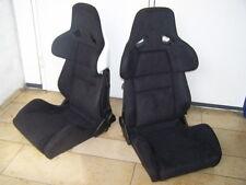 2 Sportsitze Recaro A8 Leder Alcantara für Audi Rs2 RS4 B5 Porsche 993 996 Turbo