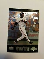 1998 Upper Deck Barry Bonds Power Zone  #PZ6  B487