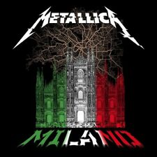 METALLICA / World Wired Tour / SNAI San Siro Hippo - Milan,Italy -  May 08, 2019