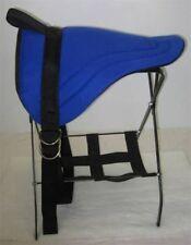 MINI HORSE / SM  PONY BAREBACK PAD - BLUE