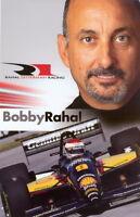 "2007 Bobby Rahal ""Rahal-Letterman"" Indy Car postcard"