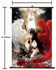 Japanese Anime Death Note Home Decor Poster Wall Scroll 2008