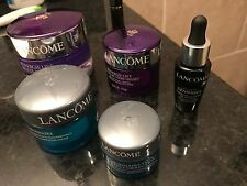 Lancome Renergie Lift Lifting Firming Moisturizer & Visonnaire Wrinkle Cream Lot