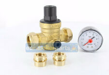 ALTECNIC ERES Water Pressure Reducing Valve PRV Brass 15MM & 22MM Fitting UK