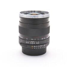 Carl Zeiss Distagon T* 25mm F/2.8 ZF.2 (Nikon F) #121