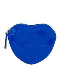HARRODS LONDON CHRISTIE Azul Real Corazón Diseño Monedero-Gran Regalo