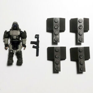 Mega Bloks Construx Halo UNSC Wombat Recon Drone ODST Rookie *New Unused* Toys