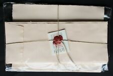 HANDMADE PAPER SET from SPAIN  -  Color Salmon - 6