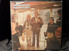 The Broughtons - Parlez-Vous English?