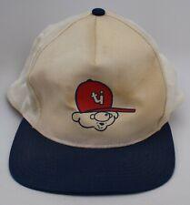ti Cartoon Baseball Cap Hat Adjustable Snapback Structured 5-Panel