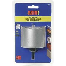 "ARTU 3-1/4"" Tc Grit Hole Saw"