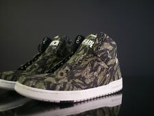 Converse Weapon Mid Size US 11 RARE Camouflage CAMO Tiger Shoes